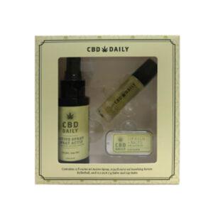 Earthly Body CBD Daily Active Box Set