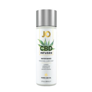 Jo CBD-Infused Water-Based H2O Lubricant