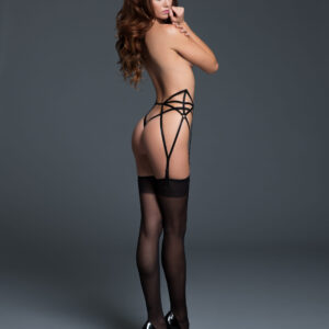 Allure the audaciously sexy garter A1059