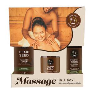 Earthly Body Earthly Body Massage in a Box Gift Set- Guavalava
