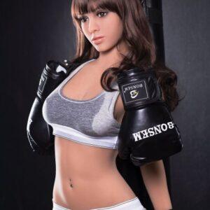 Athletic Alicia Fantasy Love Doll AG615