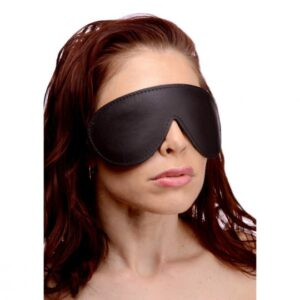 Strict Leather Padded Blindfold ST420