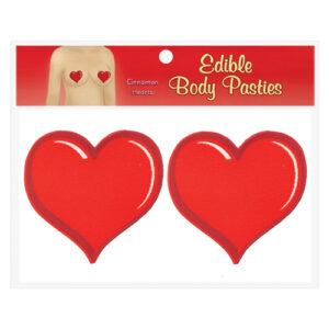 Edible Body Pasties - Cinnamon 7112-03