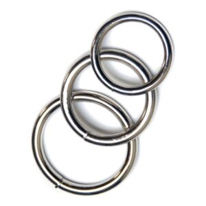 Kinklab Steel O'Rings - 3 Pack