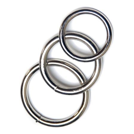 Kinklab Steel O'Rings - 3 Pack
