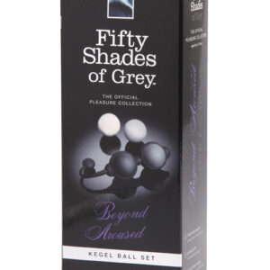 Fifty Shades of Grey Beyond Aroused Kegel Balls