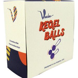 Voodoo Kegel Balls - Pack of 2