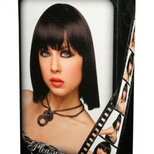Pleasure Katie Wig Black CNVXGN-PW-8002-1