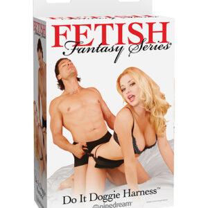 Fetish Fantasy Series Do It Doggie Harness