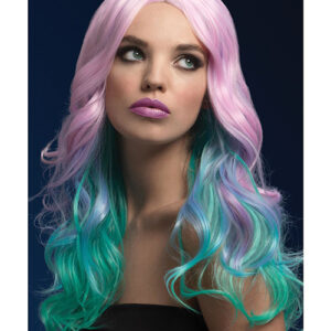 Smiffy The Fever Wig Collection Khloe - Pastel Ombre SMF43532
