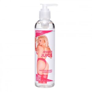 Jesse Jane Jesse's Juice Water-Based Lubricant- 8 oz: JJ110