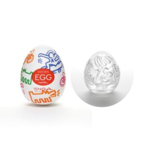 Tenga Keith Haring Egg - Street