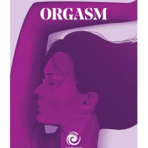 Orgasm Mini Book by Quiver