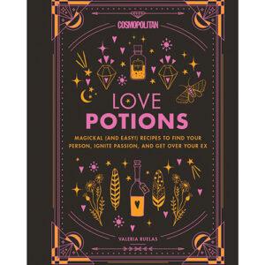 Cosmopolitan Love Potions By Valeria Ruelas