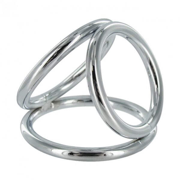 Master Series The Triad Chamber Cock and Ball Ring- Medium ST385-M