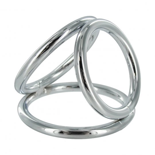 Master Series The Triad Chamber Cock and Ball Ring- Large ST385-L